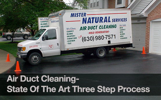 Dryer Vent Cleaning Mister Natural Services