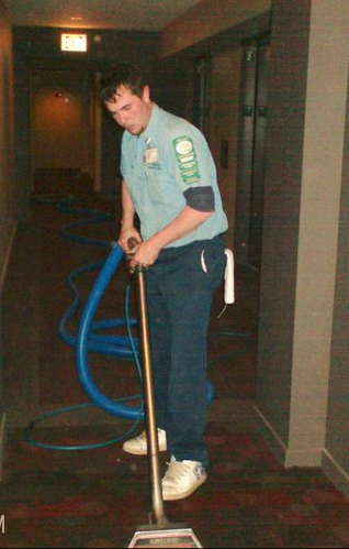 Commercial Cleanining